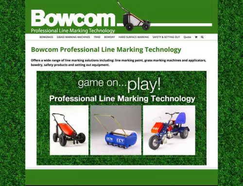 Bowcom Website
