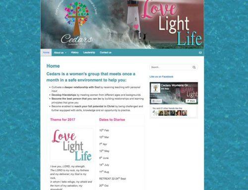 Cedars Website