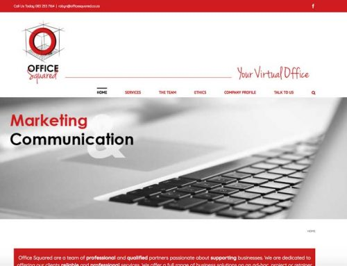 Office Squared Website